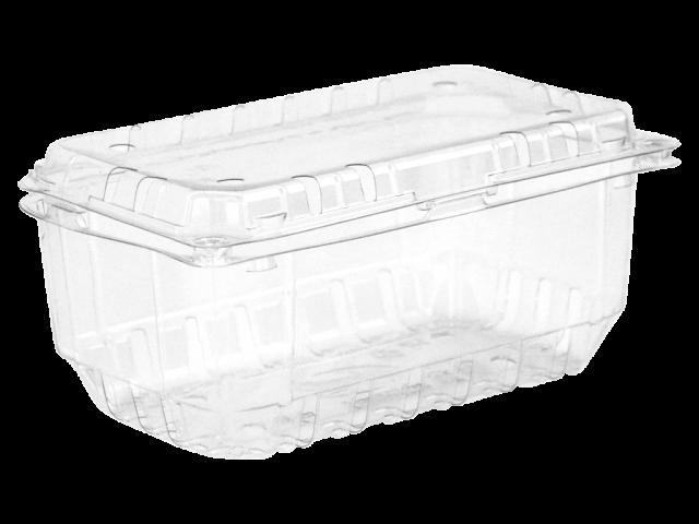 Clamshell 500 gr – 1 lb